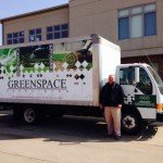 Box Truck wrap for Greenspace Associates in Bettendorf, Iowa