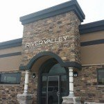 Building Signs for River Valley Construction, Inc. in Bettendorf, Iowa
