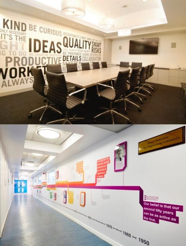 Business Wall Graphics Design Printing and Installation in Bettendorf Iowa & WALL DECALS Archives - Bettendorf Iowa | Riverbend Signworks