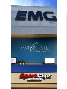 Dimensional Building Sign Design, Manufacturing and Installation in Bettendorf, Iowa