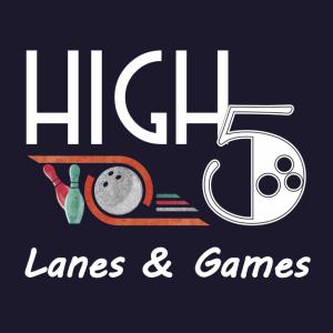 High5 Lanes & Games logo
