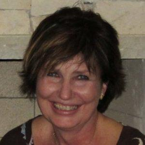 Jane Huber lead designer at Riverbend Signworks