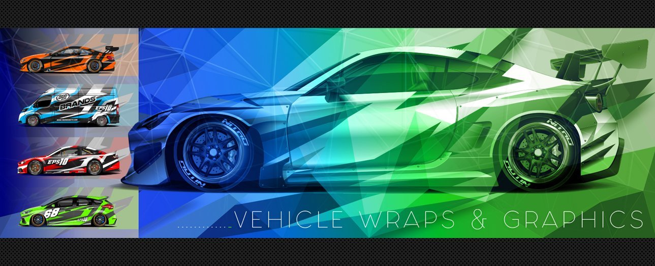3M vinyl partial wrap for cars, vans, and trucks