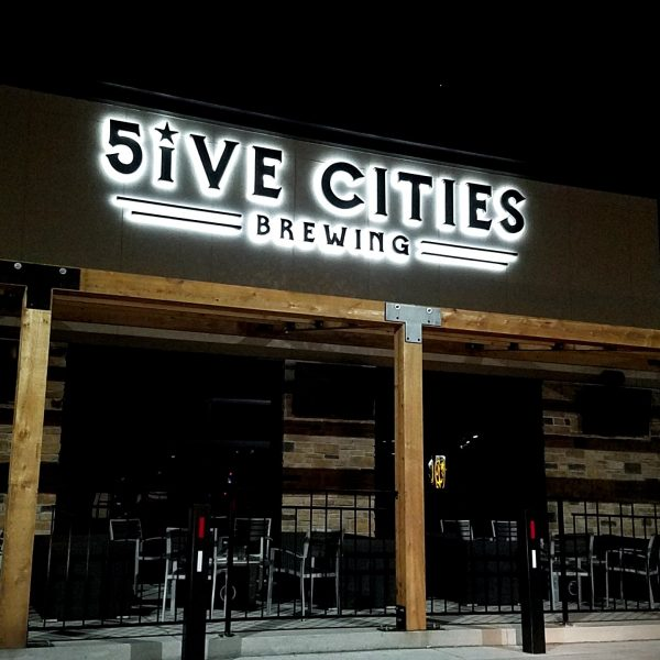 5ive Cities Brewing